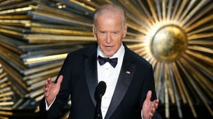 US Vice-President Joe Biden urged action on sex assault
