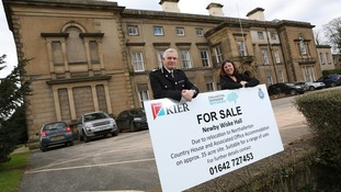 Police HQ in Newby Wiske is up for sale