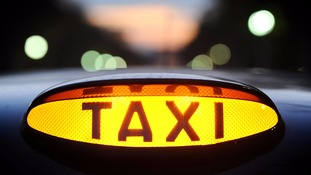 Police hunt 'fast and furious' taxi driver who injured 100-year-old woman
