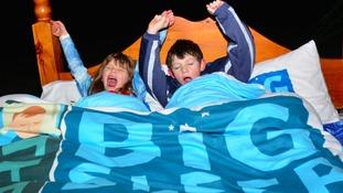 Big Sleepers aiming to raise £25,000