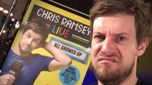Comedian Chris Ramsey arrested in case of mistaken identity