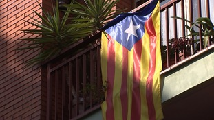 Many Catalans are pushing for independence.