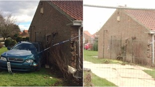 Car removed from elderly couple's home two months after incident