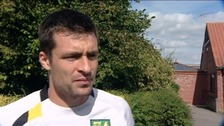 Norwich City defender Russell Martin