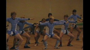 ITV Central reveals ballet dancing footballers footage