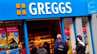 Greggs to close three bakeries with loss of 355 jobs