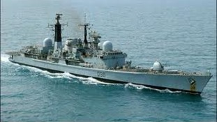 HMS York