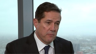 Jes Staley speaks with passion about his vision for the bank and fir a more prosperous Britain