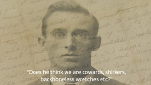 100 years on: rare letters reveal the untold story of the conscientious objectors