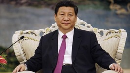 China's vice-president Xi Jinping has not been seen in public in more than a week