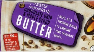 Chocolate Chip and Maple Syrup Butter is one of the products being recalled.