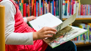 Overdue library book? You can pay your fine by donating food