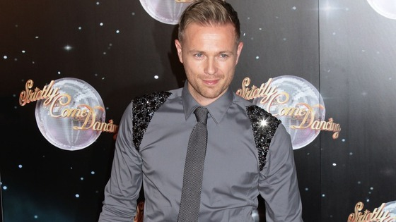 Nicky Byrne arriving for the launch of Strictly Come Dancing