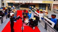Lego premiere