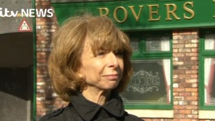 Helen Worth paid a moving tribute