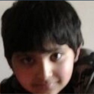 Shahzaib Hossain, 11, died after being hit in Ashton-under-Lyne on Monday night