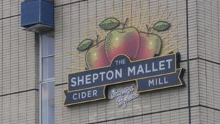 Shepton Mallet Cider Mi
