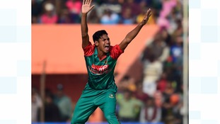 New player for Sussex cricket - Mustafizur Rahman