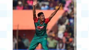 New player for Sussex cricket - Mustafizur Rahman