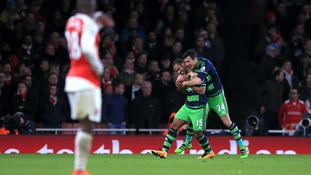 Premier League match report: Arsenal 1-2 Swansea