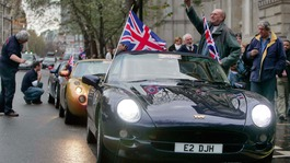 Luxury sports car company TVR moving to Wales?