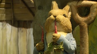 Celebrating Beatrix Potter's birthday