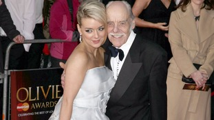 Sheridan Smith and her father Colin in 2011