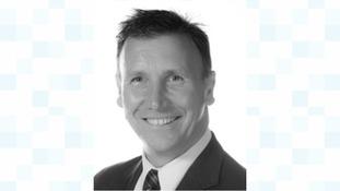 Phil Crompton, the executive head of the Trent Academies Group.