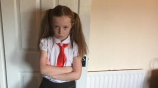 Amelia Mills (8) as Matilda