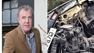 Clarkson has been documenting his exploits in Barbados