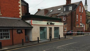 Smash and grab robbery at Newcastle jewellers