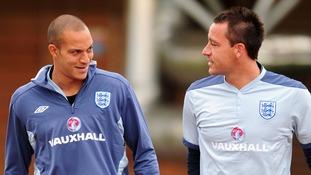 Bobby Zamora John Terry QPR Chelsea