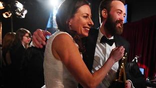 Yorkshire Oscar winner describes 'unbelievable' ceremony