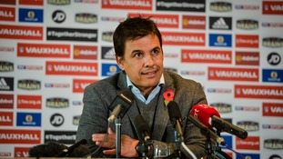Coleman to begin talks over new FAW contract