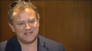 Downton's Hugh Bonneville speaks to Fred