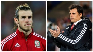 Bale 'won't be rushed back' for Wales friendlies