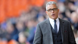 Keith Curle.