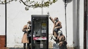 Have scientists solved the mystery of Banksy's identity?