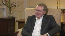 David Mundell MP, Scottish Secretary and Conservative MP for Dumfriesshire, Clydesdale and Tweeddale