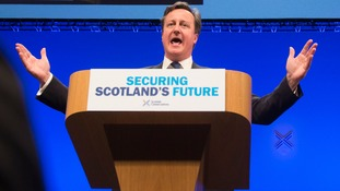 PM warns Scotland at risk of becoming 'one-party state'