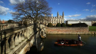 Cambridge didn't take in a single asylum seeker at the end of last year.