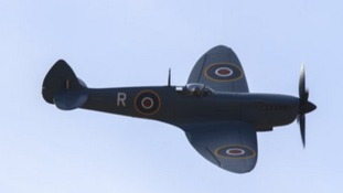 On 5th March 1936 at 4.30pm the Supermarine Spitfire took its first flight.