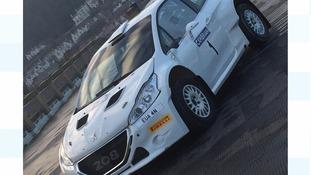 Euan Thorburn's Peugeot