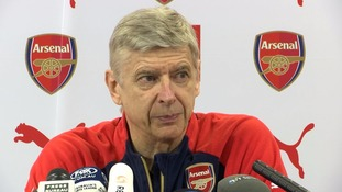 Wenger: Goalie Cech out for up to one month ahead of derby