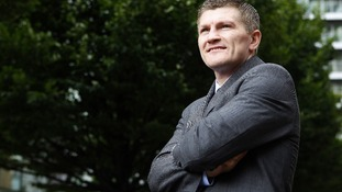 Boxing Ricky Hatton
