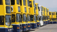 Rural bus routes in Leicester are under threat