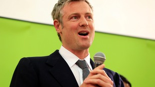 Zac Goldsmith: I want to be pansexual mayor of London