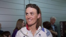 Heather Stanning only began rowing 12 years ago