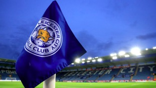 Leicester are three points clear at the top of the league