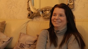 14 year old girl saved homeless man whose sleeping bag was set-alight